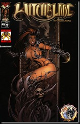 P00047 - Witchblade #45