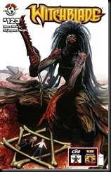 P00073 - Witchblade #123