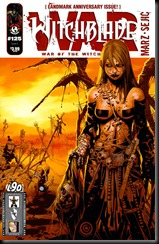 P00075 - Witchblade #125