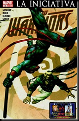 P00008 - New Warriors v4 #8