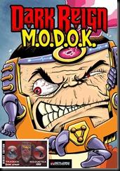 P00056 - Dark Reign - MODOK - Reign Delay #1