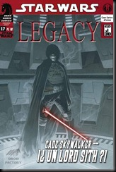 P00017 - Star Wars - Legado #4