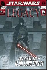 P00017 - Star Wars - Legado #4