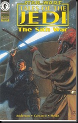 P00003 - SW - 06 La Guerra Sith #6