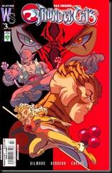 P00004 - Thundercats v1 #4