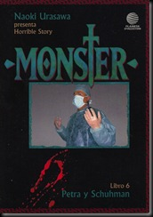 P00006 - Monster  - Petra y Schuhman.howtoarsenio.blogspot.com #6