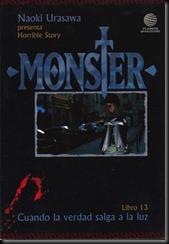 P00013 - Monster  - Cuando la verdad salga a la luz.howtoarsenio.blogspot.com #13