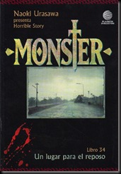 P00034 - Monster  - Un lugar para el reposo.howtoarsenio.blogspot.com #34