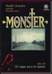 P00034 - Monster  - Un lugar para el reposo.howtoarsenio.blogspot.com #34