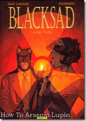 P00003 - Blacksad #3