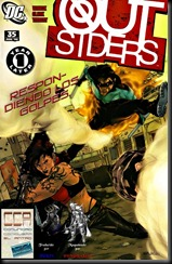 P00035 - 35 - Outsiders -  - The Good Fight #35