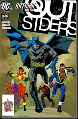 P00026 - 26 - Outsiders -  - The Insiders #26