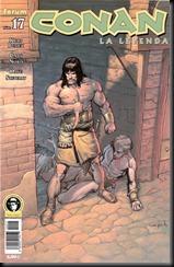 P00018 - Conan - La Leyenda #17
