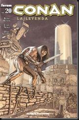 P00021 - Conan - La Leyenda #20