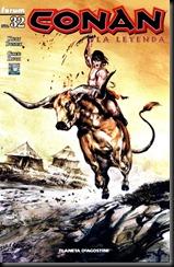 P00002 - Conan - La Leyenda #32