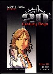 P00010 - 20th Century Boys - Tomo  - El ni o sin rostro.howtoarsenio.blogspot.com #10