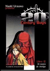 P00012 - 20th Century Boys - Tomo  - El rostro de amigo.howtoarsenio.blogspot.com #12