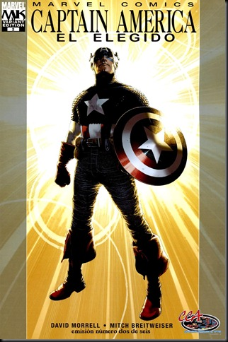 Capitan América - The Chosen 2