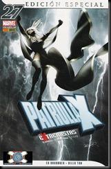 P00027 - Patrulla-X v3 #27