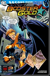 P00023 - Booster Gold #21