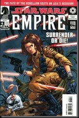 P00003 - Star Wars - Imperio 06 - Princesa Guerrera 2 de howtoarsenio.blogspot.com #2