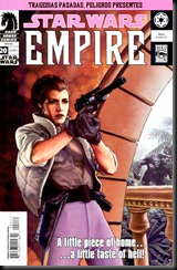 P00018 - Star Wars - Imperio 20 - Un Pequeo Trozo de Hogar 1 de howtoarsenio.blogspot.com #2
