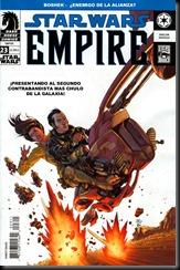 P00021 - Star Wars - Imperio  - El valor de ser un proscrito.howtoarsenio.blogspot.com #23