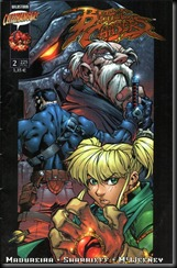 P00002 - Battlechasers #2