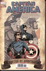 P00015 - Capitán América  Panini v6 #15