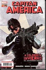 P00025 - Capitán América  Panini v6 #25