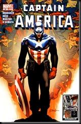 P00050 - Capitán América  Panini v6 #50