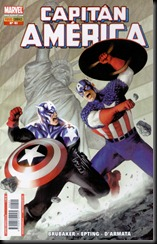 P00041 - Capitán América  Panini v6 #41