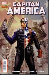 P00045 - Capitán América  Panini v6 #45