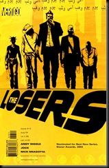 P00013 - Los Perdedores #13