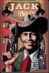 P00014 - Jack of Fables #23