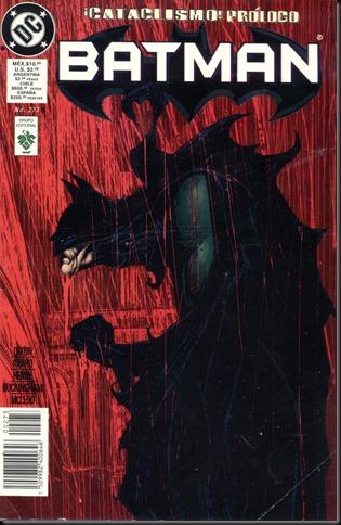 15-09-2010 - Batman - Cataclismo
