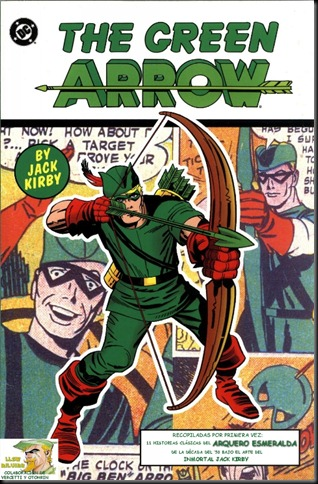P00022 - The Green Arrow de Jack Kirby.howtoarsenio.blogspot.com