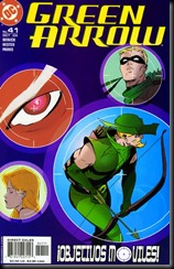 P00041 - Green Arrow v3 #41