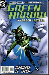 P00023 - Green Arrow v3 #23