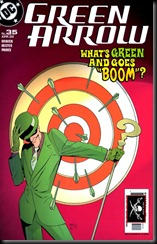 P00035 - Green Arrow v3 #35