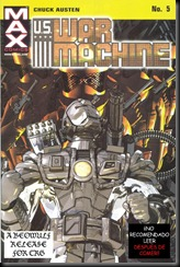 P00005 - US War Machine v1 #5