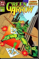 P00068 - Green Arrow v2 #81