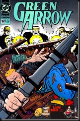 P00080 - Green Arrow v2 #92