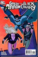 P00011 - Green Arrow y Black Canary #10