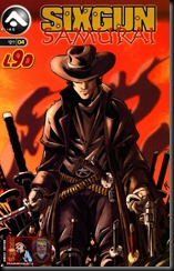 P00004 - Sixgun Samurai #4