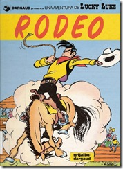 P00002 - Lucky Luke  - Rodeo #2