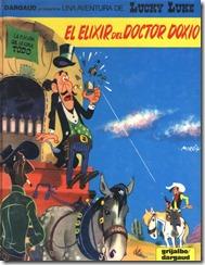 P00007 - Lucky Luke  - El elixir del Doctor Doxio #7