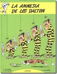 P00058 - Lucky Luke  - La amnesia de los Dalton #60