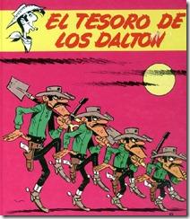 P00047 - Lucky Luke  - El tesoro de los Dalton #47