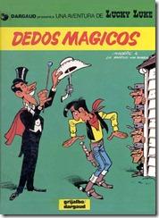 P00052 - Lucky Luke  - Dedos magicos #52